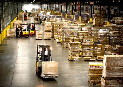 Warehouse Fulfilment Optimisation
